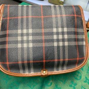 Burberry Bags - Vintage Burberry's sling bag